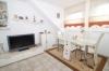 **VERMIETET**DIETZ: Moderne 3 Zimmerwohnung mit Balkon, Fussbodenheizung, Wanne+Dusche, PKW-Stellplatz - Heller Essbereich