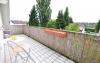 **VERMIETET**DIETZ: Stilvolle Maisonette-Wohnung direkt in Eppertshausen mit Einbauküche, 2 Bädern, Balkon, Stellplatz uvm.!! - Sonniger Balkon