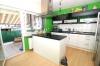 **VERMIETET** DIETZ: Nette Erdgeschosswohnung im 2 FH mit Garten und Terrasse !!! - Blick in die Küche
