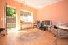 **VERMIETET** DIETZ: 1,5 Zimmerwohnung IDEAL für Wochenendheimfahrer mit Einbauküche - modernes Tageslichtbad - Wohnbereich mit Terrassenzugang