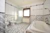 **VERMIETET**DIETZ: PROVISIONSFREIE Sonnige 3 Zi. Wohnung mit eigenem Garten - in ruhiger Randlage von Seligenstadt - - Tageslichtbad mit Wanne+Dusche