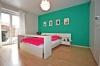 **VERMIETET**DIETZ TIPTOP 4 Zimmer Terrassenwohnung - Wanne+Dusche - Gäste-WC - 2 Terrassen - Stellplatz - Schlafzimmer 1 von 3 - Terrasse2