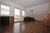 **VERMIETET**DIETZ: Teilmöblierte Dachgeschosswohnung mit Einbauküche Gartennutzung Fußbodenheizung Neubaugebiet Hergershausen! - Wohnbereich