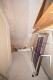 **VERMIETET**DIETZ: Teilmöblierte Dachgeschosswohnung mit Einbauküche Gartennutzung Fußbodenheizung Neubaugebiet Hergershausen! - Abstellraum innerhalb Wohnung