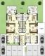 DIETZ: +++Neubau! 4 Zimmer Erdgeschosswohnung (Maisonette) - Fußbodenheiz. - Terrasse - Jügesheim - Grundriss Erdgeschoss