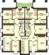 DIETZ: +++Neubau! 4 Zimmer Erdgeschosswohnung (Maisonette) - Fußbodenheiz. - Terrasse - Jügesheim - Grundriss Untergeschoss