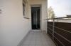 **VERMIETET**DIETZ: 1 Zimmer-Erdgeschosswohnung mit Einbauküche - modernes Tageslichtbad und West-Balkon - West-Balkon
