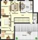 **VERMIETET**DIETZ: Fast wie im eigenen Haus! Neu renovierte 4 Zimmerwohnung mit großer Dachterrasse! - 1.OG - Grundriss