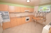 **VERMIETET**DIETZ: Große 1 Zimmer Souterrainwohnung mit Einbauküche und Kaminofen! - Einbauküche und Mobiliar inklusive
