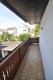 DIETZ: Sonnige großzügie 3 - 4 Zimmer Wohnung mit Balkon, Tageslichtbadezimmer uvm. - Überdachter WEST-Balkon