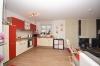 DIETZ: 3-Zimmer Neubau mit Balkon - Gäste-WC - Fußbodenheizung - Jügesheim - Wohnen Essen Kochen