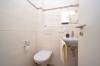 DIETZ: 3-Zimmer Neubau mit Balkon - Gäste-WC - Fußbodenheizung - Jügesheim - WC für Ihre Gäste