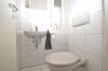 **VERMIETET**DIETZ: 2 Zimmer Terrassen-, Gartenwohnung mit Einbauküche - Gäste-WC - 2 Garagenstellplätze inklusive - WC für Ihre Gäste