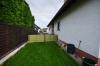 **VERMIETET**DIETZ: Barrierefreies Wohnen im freistehenden Bungalow mit Garage und tollem Garten! Tiere willkommen! - Weitere Haus-Gartenansicht
