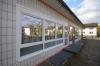 **VERMIETET**DIETZ: Außergewöhnliche neu sanierte Maisonettewohnung im ERD- und UNTERGESCHOSS - Außenansicht eigener Eingang