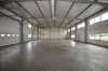 **VERMIETET**DIETZ: Lager-/Produktionsfläche mit 3 Rolltoren, Büro- und Sozialräumen auf 1062 m² großem Grundstück! - Lager- und Produktionshalle