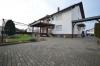 **VERMIETET**DIETZ: Sehr schönes 2 Familienhaus mit Doppelgarage - Großer Garten - Große Hofeinfahrt - Terrasse - Balkon - Weitere Außenansicht
