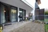 **VERMIETET**DIETZ: JÜGESHEIM! Gemütliches Reihenmittelhaus mit moderner Split-Level-Bauweise - Garage - Einbauküche - modernes Bad und Gäste-WC - Terrasse