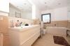 **VERMIETET**DIETZ: JÜGESHEIM! Gemütliches Reihenmittelhaus mit moderner Split-Level-Bauweise - Garage - Einbauküche - modernes Bad und Gäste-WC - Wanne+Dusche+2Waschbecken