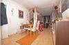 **VERMIETET**DIETZ: Gemütliche 2 Zimmer-Dachgeschosswohnung - Wannenbadezimmer in Münster - verkehrsberuhigte Zone - Essbereich hinten Wohnbereich