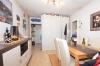 **VERMIETET**DIETZ: Gemütliche 2 Zimmer-Dachgeschosswohnung - Wannenbadezimmer in Münster - verkehrsberuhigte Zone - Essbereich