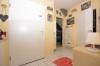 **VERMIETET**DIETZ: Gemütliche 2 Zimmer-Dachgeschosswohnung - Wannenbadezimmer in Münster - verkehrsberuhigte Zone - Eingangsdiele