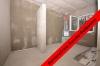 **VERMIETET**DIETZ: CAMPUS-GEBIET! 4 Zimmer-Neubauwohnung mit 70,-EUR Nebenkosten durch Erdwärmepumpe! Waldrandlage! - Tageslichtbad Wanne+Dusche