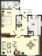 **VERMIETET**DIETZ: Klasse 2 Zimmer Erdgeschosswohnung - Wanne+Dusche - Gaeste-WC - Ruhig aber Zentral! - Grundriss