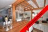 **VERMIETET**DIETZ: Lichtdurchflutete TOP-gepflegte 3 Zimmer Dachgeschosswohnung mit Einbauküche-Loggia-Gäste-WC-Wanne+Dusche uvm.. - Modernes Wohnen