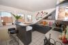**VERMIETET**DIETZ: Lichtdurchflutete TOP-gepflegte 3 Zimmer Dachgeschosswohnung mit Einbauküche-Loggia-Gäste-WC-Wanne+Dusche uvm.. - Einbauküche inklusive