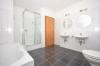 **VERMIETET**DIETZ: 3 Zimmerwohnung im 1. Obergeschoss mit Balkon und großem Tageslichtbadezimmer im schönen Wohngebiet OST! - 2 Waschbecken