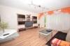 **VERMIETET**DIETZ: Gepflegte und teils modernisierte 3 Zimmerwohnung im 1. Obergeschoss eines 13-Familienwohnhauses - mit Aufzug! - Wohnzimmer mit Balkon