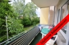 **VERMIETET**DIETZ: Gepflegte und teils modernisierte 3 Zimmerwohnung im 1. Obergeschoss eines 13-Familienwohnhauses - mit Aufzug! - SÜD-WEST-Balkon