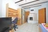 **VERMIETET'**DIETZ: Terrassenwohnung mit Garten - Garage - Einbauküche - Kaminofen - Wanne+Dusche - Habitzheim - Schlafzi 1 mit Kaminofen