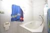 **VERMIETET'**DIETZ: Terrassenwohnung mit Garten - Garage - Einbauküche - Kaminofen - Wanne+Dusche - Habitzheim - Badewanne
