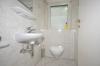 **VERMIETET**DIETZ: 3 Zimmer-Terrassenwohnung inkl. Einbauküche Wanne - Dusche - Garage- Gäste-WC - Fußbodenheizung - WC für Ihre Gäste