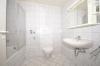 **VERMIETET**DIETZ: 2-3 Zimmerwohnung im 1. Obergeschoss in sehr schöner Waldrandlage - Badezimmer mit Badewanne