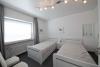 DIETZ: Erstbezug nach Sanierung! Moderne 2-Zimmerwohnung mit kompletter Ausstattung und eigenem Eingang! - Schlafzimmer