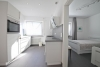 DIETZ: Erstbezug nach Sanierung! Moderne 2-Zimmerwohnung mit kompletter Ausstattung und eigenem Eingang! - Nagelneue Einbauküche