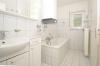 **VERMIETET**DIETZ: TOP 3 Zimmer Erdgeschosswohnung mit Loggia - gepflegt und modernisiert! mit Tageslicht-Wannenbad! - Tageslichtbad mit Badewanne