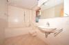 **VERMIETET**DIETZ: Gemütliche 2-Zimmerwohnung mit EBK und West-Balkon im Ortsteil von Groß-Umstadt! - Tageslichtbad mit Wanne
