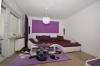 DIETZ: TOP 3 Zimmerwohnung mit Balkon - PKW-Stellplatz - optionaler Einbauküche in guter Lage von Nieder-Roden - Wohnzimmer mit Balkon