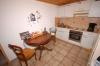 **VERMIETET**DIETZ: Möblierte, renovierte 1,5 Zi-Whg. EBK, Flachbild-TV, Wohn/Esszimmer-Einrichtung, Holzofen im 4-FAM.-HAUS - Wohnküche inkl EBK+Essbereich