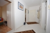 DIETZ: Günstige und gut aufgeteilte 2 Zimmerwohnung mit großzügiger Dachterrasse - Diele