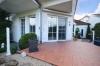 **VERMIETET**DIETZ: Hervorragende Doppelhaushälfte in BEST-LAGE von Ober-Roden - BREIDERT - mit Vollkeller - Feldrandlage - Terrasse Zugang Garage