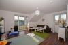 **VERMIETET**DIETZ: 2 Zimmer Neubauwohnung mit überdachtem Balkon - Fußbodenheizung in einer Randlage von Dieburg - Wohnbereich