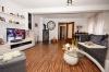 **VERMIETET**DIETZ: Renovierte 2-Zimmer-Erdgeschosswohnung mit Holzofen - Wohnzimmer Holzofen