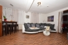 **VERMIETET**DIETZ: Renovierte 2-Zimmer-Erdgeschosswohnung mit Holzofen - Wohnzimmer