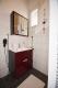 **VERMIETET**DIETZ: Renovierte 2-Zimmer-Erdgeschosswohnung mit Holzofen - Waschtisch