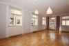 **VERMIETET**DIETZ: 5-6 Zimmer Maisonetten-Traum im Herzen Groß-Umstadts mit großer Garage + PKW-Stellplätze - Wohnzimmer